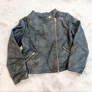 🎉🎉 TARGET GENUINE KIDS faux leather jacket 🎉🎉